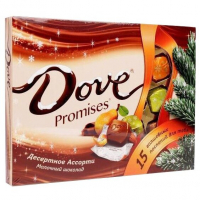 Конфеты Dove