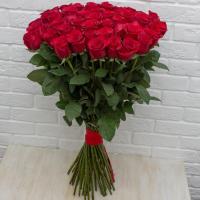 Розы 80 см поштучно